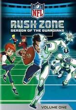 NFL Rush Zone: Season of the Guardians, Vol. 1 (DVD, 2013)  Brand New