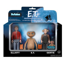 Funko – E.T. The Extra-Terrestrial Figures 3-Pack (E.T. , Elliot & Gertie)