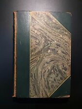 The Research Magnificent, H. G. Wells, 1915, 1st Ed., Custom Bound in Leather