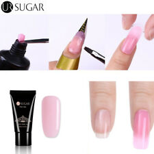 30ml Poly Gel Quick Building Finger Extension Pearl Pink Gel Polish DIY UR SUGAR