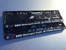Kennzeichenhalter Nummernschildhalter Kennzeichenhalterungen BMW E39 E46 M3 M5