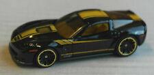 Hot Wheels 2009 Chevy Corvette ZR1 schwarz Multipack Exclusive Sportwagen HW ´09