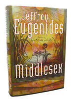 Jeffrey Eugenides MIDDLESEX  A Novel 1st Edition 1st Printing