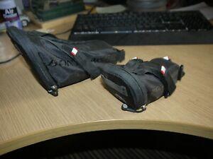 2 x Bontrager Trek Saddle Pack Seat Pak Bags