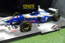 F1 WILLIAMS RENAULT FW19 Canadian Driver French 1997 au 1/18 ONYX X6013 formule