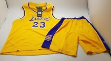 LeBron James #23 Los Angeles Lakers - Jersey & Shorts Youth XL (18-20)