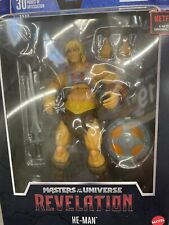 MASTERS OF THE UNIVERSE REVELATION HE-MAN NETFLIX SERIES BRAND NEW