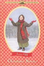 Christmas Stories (Little House Chapter Book)-ExLibrary