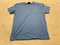 Polo Ralph Lauren Short Sleeve T-Shirt Men's Size Small Gray