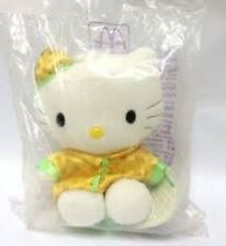 "Hello Kitty Dear Daniel Chinese Costume 7"" Plush Toy McDonald 1999 unopened new"