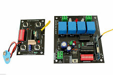 4 Channel Remote Control Board for 2 DC Motors CW/CCW for Robot