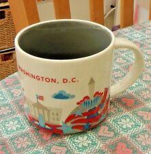 Starbucks You Are Here Coffee Mug - Washington, D. C.