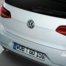 Genuine Volkswagen Golf VII Ba5 Rear Bumper Protector Transparent 5G0061197B