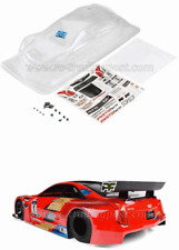 Clear Body Cadillac ATS-V.R Clear Body for 200mm Pan Car & TC For RC Car