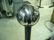 "3"" Chrome Steel Sphere Stake Hardy Blacksmith Hardy Tool SCA Metal Forming"