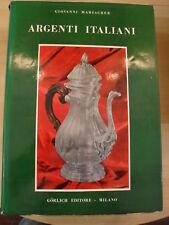 MARIACHER ARGENTI ITALIANI GORLICH EDITORE