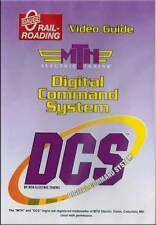 Video Guide to the MTH DIgital Command System DVD NEW OGR DCS TMCC