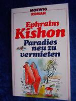"""""""Paradies neu zu vermieten"""" von Ephraim Kishon"""