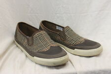 Keds Slip On Wing Tip Sneakers Women's Size 8 EXCELLENT Used Condition