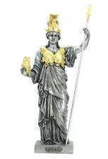 Athena - Greek Goddess of Wisdom and War Statue Sculpture Figure