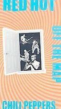 Red Hot Chili Peppers - Off The Map [VHS] [2001], Good DVD, ,