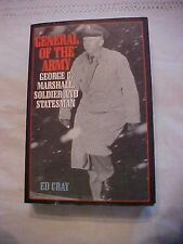 2000 PB Book GENERAL OF THE ARMY, GEORGE C. MARSHALL by ED CRAY; Biog WW2