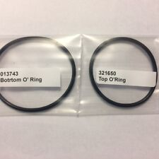 Ventilador de Repuesto Top O-ring 321650 + Inferior O-ring 013743 para Paslode IM360i