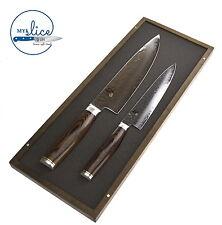 SHUN Premier 2 Piece Knife Set in Gift Box TDMS0220 - MADE IN JAPAN