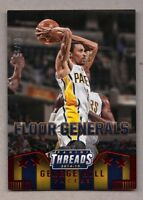 2014/15 Panini Threads GEORGE HILL Floor Generals Red Proof SP 56/99 Target