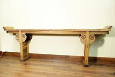 Authentic Antique Altar Table (5561) Cypress Wood, Circa 1800-1849