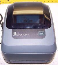 Zebra Gk402T Thermal Lable Printer Zebra Gk42-100110-000 Shipping Lable Printer