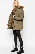 Polyester Parkas Petite Coats & Jackets for Women
