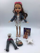 Bratz Doll Yasmin Funk Out Fashion Set