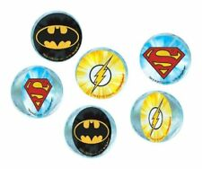 Amscan 396900 Justice League Palline Rimbalzine