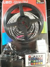 3m LED RGB SMD5050 90 LEDs Streifen Stripe Band Leiste Controller+ Trafo