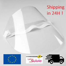 Reusable Safety Face Shield / Anti-splash (Visière) - Sent in 24H from France !
