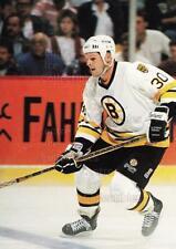 1990-91 Boston Bruins Sports Action A #18 Chris Nilan