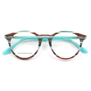 Multicolor Eyeglass Frames Spectacles Glasses Optical Mens Womens IFA739