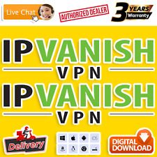 IP Vanish VPN Account✔️ 3 Years Warranty ✔️ Instant Delivery Premium IPVanish ✔