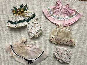 1950s Vintage Strung Vogue Ginny doll clothing Lot #6