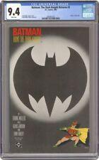 BATMAN: THE DARK KNIGHT RETURNS 3 CGC 9.4 NM WHITE PAGES 1986 DEATH OF THE JOKER