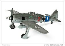 Unimax - 1:72 Airplanes German FW 190A8 JG 54 - Forces of Valor