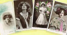 ☆ EDWARDIAN THEATRE ACTRESS / DANCER - GABRIELLE RAY ☆ 1900s Postcards LIST 42