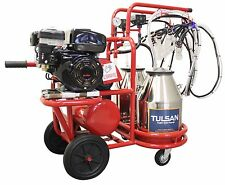 Portable Milking Machine Quad/ GOAT /Electric & Gasoline operated By Tulsan