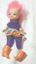 Vintage 1969 Remco Finger Ding Millie Mod Doll