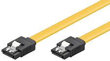 HDD S-ATA Kabel 1.5GBits / 3GBits / 6GBits; CAK SATA 600-050 CLIP 0.50m