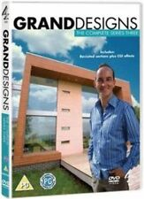 Grand Designs Series 3 Region 2 - DVD Watched Once