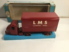 Budgie Toys Diecast Scammell Scarab LMS Truck Within Its Original Box
