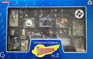 Thunderbirds ULTIMATE COLLECTION 02 40th Anniversary Limited Edition Konami NEW