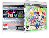 Tales of Grace F - Replacement PS3 Cover And Case. NO GAME!!